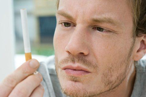 راه هایی برای مقابله با وسوسه سیگار کشیدن