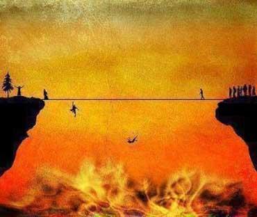 شما با چه سرعتی از پل صراط عبور می کنید؟!