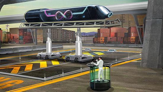 10 دستاورد بشری در دنیای فناوری که آینده حمل و نقل را متحول خواهند کرد