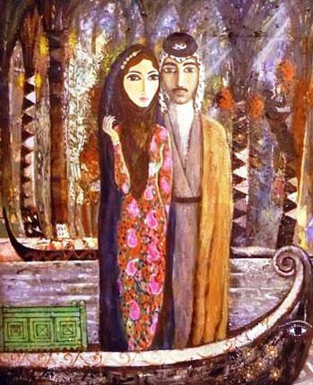 آیین ازدواج در بین مردم عرب خوزستان