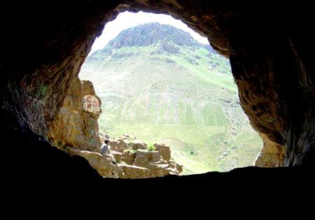 غار نباتی یزد