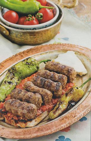 آشپزی با شف ترکیه ای