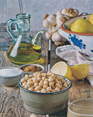 طرز تهیه 4 نوع حُمص برای گیاهخواران
