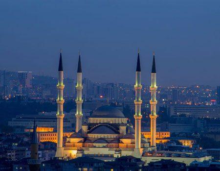 جاذبههای گردشگری آنکارا پایتخت پهناور ترکیه
