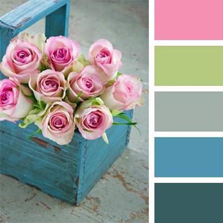 آشنایی با ترکیب رنگ های مناسب چیدمان صورتی, دکوراسیون رنگ صورتی