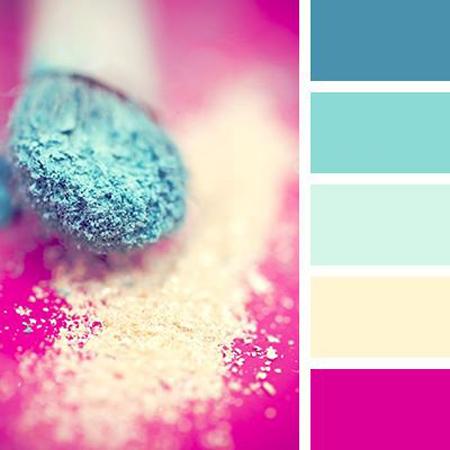 رنگ های مناسب برای ست با رنگ صورتی, آشنایی با ترکیب رنگ های مناسب چیدمان صورتی