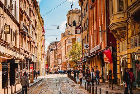 دلایل سفر به صوفیه، پایتخت و بزرگترین شهر در بلغارستان