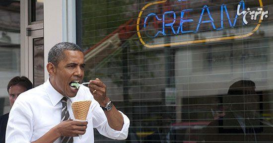 کار در فست فود؛ از باراک اوباما تا جف بزوس