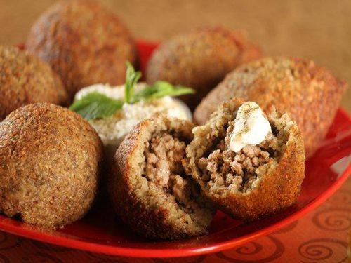 کُبه لبنانی؛ بفرمایید افطاری
