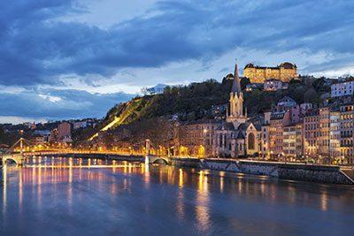 مکانهای دیدنی شهر لیون فرانسه