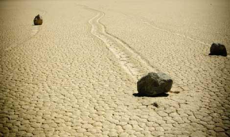 دره مرگ در جنوب کالیفرنیا+عکس