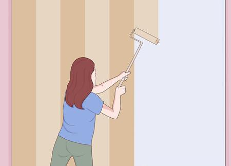 نحوه نشان دادن ارتفاع سقف,مهارت های بلند نشان دادن سقف خانه