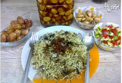 غذاهای محلی استان خوزستان