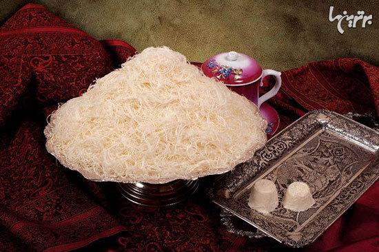 شیرینیهای خوشمزه استان یزد؛ از قطاب تا پشمک