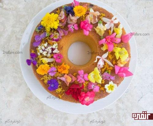 روشهای تزیین کیک