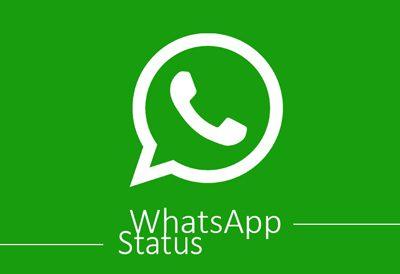 چطور در واتساپ استوری بگذاریم؟