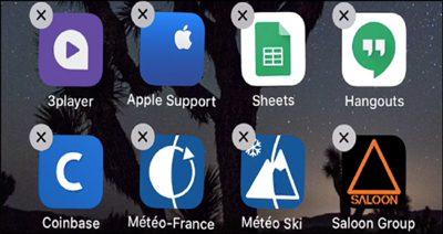 چگونگی حذف یا آفلود اپلیکیشن ها در آیفون و آیپد