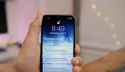 چگونه در iOS 12 اعلان های گروهی را شخصی سازی کنیم؟