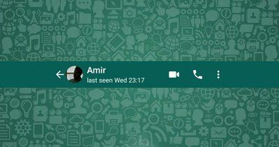 چگونه وضعیت آنلاین بودن خود را در واتساپ مخفی کنیم؟