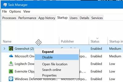 افزایش سرعت بوت سیستم, بهینه سازی سیستم عامل ویندوز 10