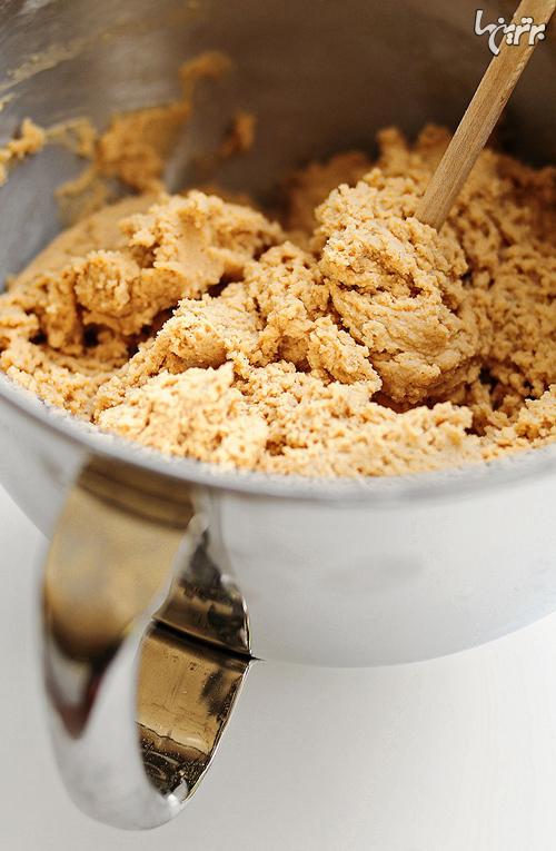 طرز تهیه کوکی کره بادام زمینی خوشمزه و آسان