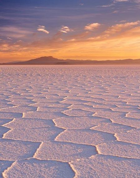 زیباترین پدیده های طبیعی,مکان های دیدنی جهان,سالار د یونی