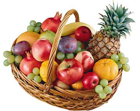 تاثیر مصرف میوه بر بارداری