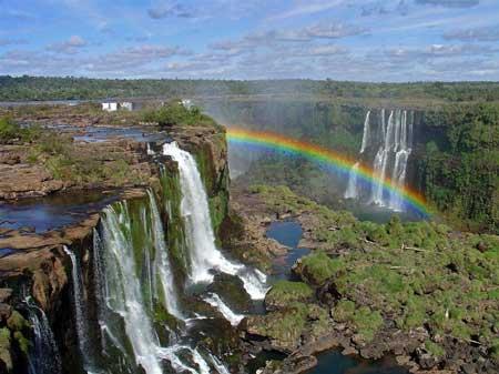 آبشارهای ایگواسو,آبشار ایگواسو در برزیل,عکس های آبشار ایگواسو