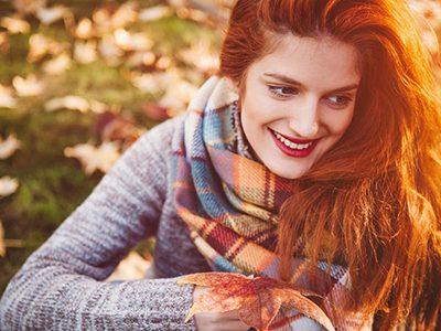 آرایش مخصوص پاییز