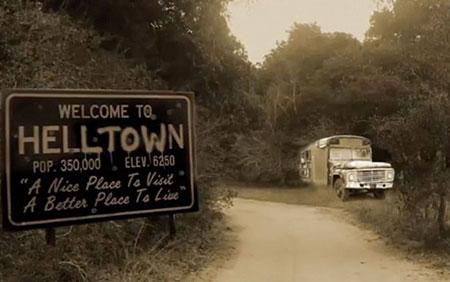 شهر متروکه,شهر متروکه هلتون,تصاویر شهر متروکه هلتون