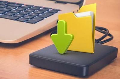 پشتیبان گیری از داده ها, فایلهای سیستمی