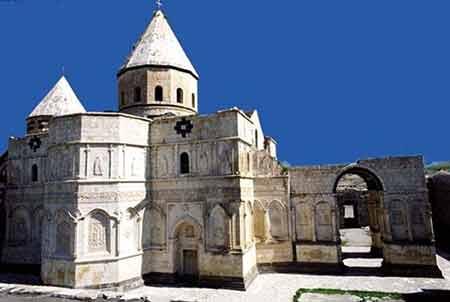 مکان دیدنی ایران در زمستان,جاهای دیدنی ایران در زمستان,قره کلیسا