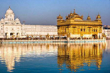 هند,کشور هند,معبد طلائی آمریتسار