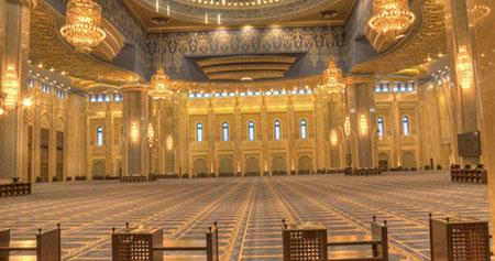 کویت,کشور کویت,مسجد جامع کویت