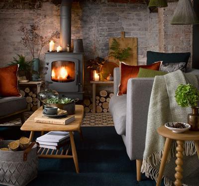 چیدمان زمستانی خانه, چیدمان خانه در زمستان