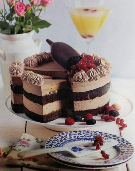 نحوه درست کردن کیک کرم کارامل, مواد لازم برای کیک کرم کارامل