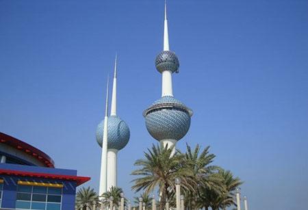 کویت,کشور کویت,برجهای کویت