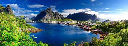مکانهای تفریحی سوئد,دیدنی های سوئد