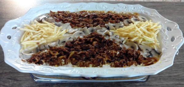 خوراک قفقازی؛ مجلسی و خوشمزه
