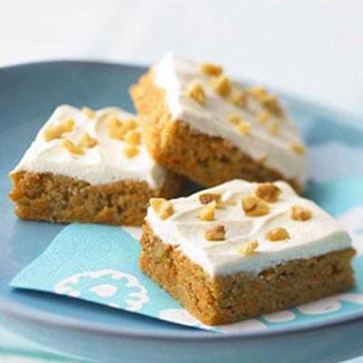 کیک هویجی پرگردو برای افراد دیابتی, پخت کیک هویج