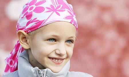 رفتار با کودکان سرطانی