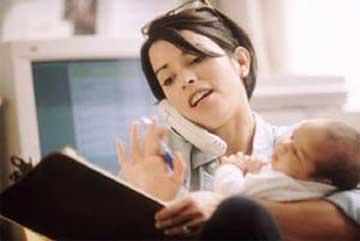 مادران شاغل و دغدغه فرزندان,فرزندان مادران شاغل