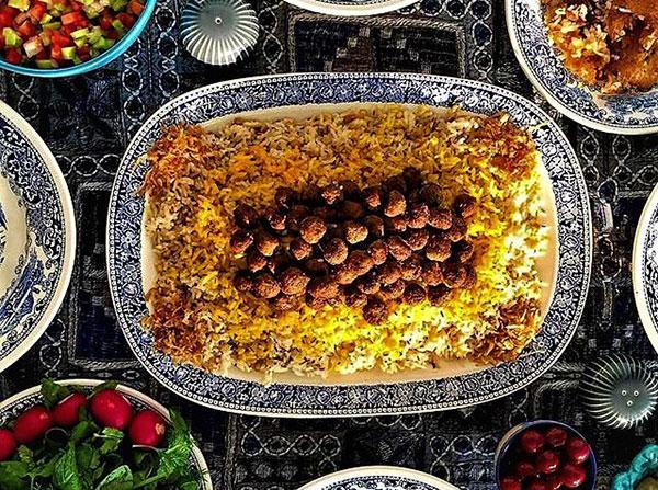 طرز تهیه زیره پلو کرمانیها