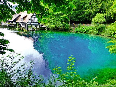 مکانهای دیدنی آلمان,جاذبه های طبیعی آلمان,جاهای دیدنی آلمان