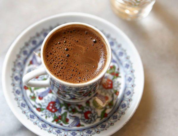 نحوه درست کردن قهوه ترک,قهوه ترک,قهوه